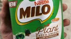 Vegan milo is coming in May. (Photo / Instagram)