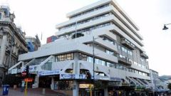 Dunedin's Civic Centre is damaging the council's image. (Photo / Otago Daily Times)