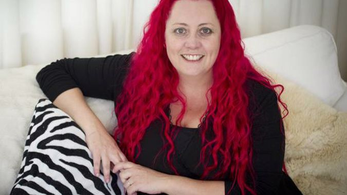 Microbiologist Siouxsie Wiles put her own pandemic preparedness plan into effect early today - by staying home. (Photo / NZ Herald)