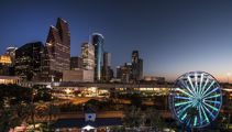 Mike Yardley: Sky-high and underground in Houston