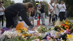 The attacks highlighted Christchurch's compassion and love. (Photo / AP)