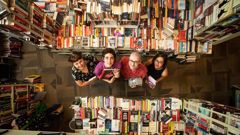Unity Books has been crowned the 2020 International Bookstore of the Year Award at the London Book Fair. Photo / Jason Oxenham