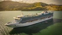 Suspected coronavirus case on cruise ship off NZ coast