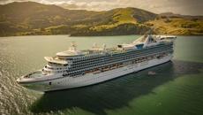 Coronavirus: Cruise ship quarantined in Akaroa with one suspected case