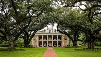 Mike Yardley: Louisiana's Great River Road