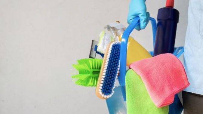 Cleaners are in demand as businesses step up cleaning to stop the spread of Coronavirus. Photo / Getty