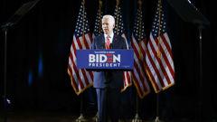 Democratic presidential candidate former Vice President Joe Biden . (Photo/ AP)