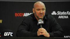 Martin Devlin: UFC's Dana White is living in fantasy land