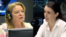 Jacinda Ardern speaks with Kerre McIvor on the latest Covid-19 developments