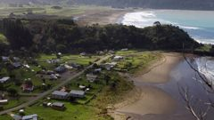 Discussions are being held to start a checkpoint at Hicks Bay to dissuade non-essential travel into the Tairawhiti region. (Photo / Mark Mitchell)