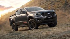 The trend for utes becoming popular town cars is typified by the Ford Ranger ute, which has been the highest-selling new passenger vehicle in New Zealand since 2015. Photo / File