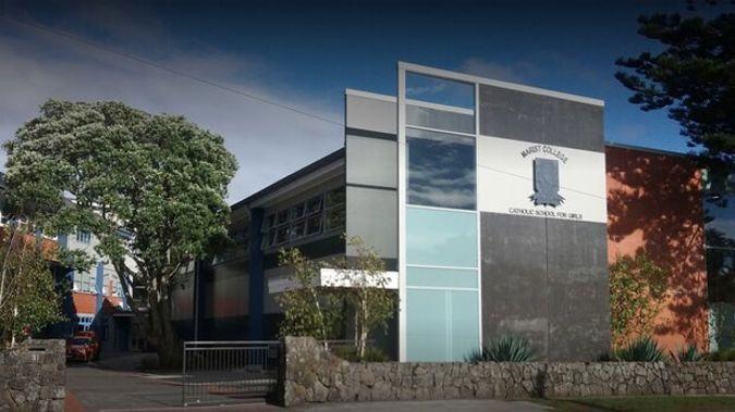 Auckland's Marist College has confirmed three new cases of coronavirus.