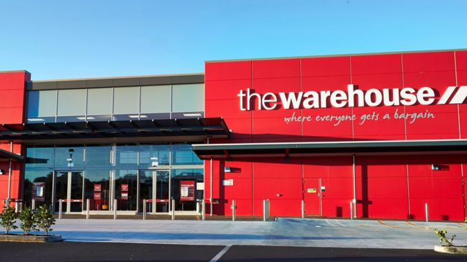 The Warehouse will have to close. (Photo / NZ Herald)