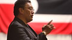 Hone Harawira: Government moves to raise Covid-19 alert level are 'too little, too late'. Photo / John Stone