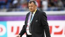'We've taken a big cut': All Blacks coach confirms pay cut