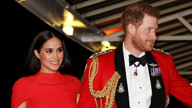 Prince Harry and Meghan Markle's best moments - defined in photos