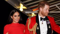 The Duke and Duchess of Sussex. (Photo / Getty)