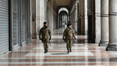 Jo McKenna: Italy extends national lockdown as infections slow