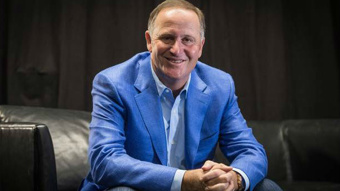 Sir John Key: The next year is about survivial
