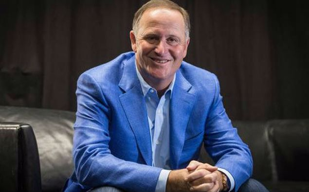 John Key: The next year is about survivial
