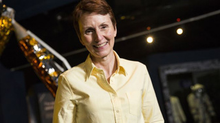 Britain's first astronaut shares her advice on staying sane in lockdown