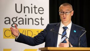 Heather du Plessis-Allan: David Clark doesn't deserve it, but he should be fired