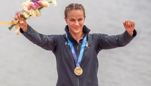 Lisa Carrington: Confusing for athletes who need to adjust the goal they're working towards