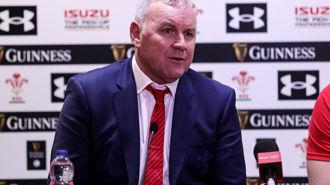 Wayne Pivac: International coaching is a bit of a sprint compared to club coaching