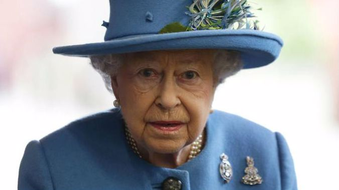 The Queen normally only makes public addresses at Christmas. (Photo / File)