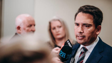 Simon Bridges defends commuting between Wellington and Tauranga during lockdown