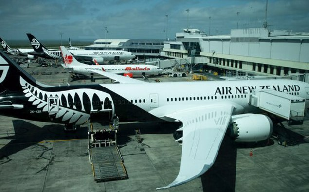 Air New Zealand to lay off 387 pilots