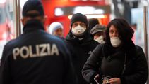 France's death toll rising as Italy's dips