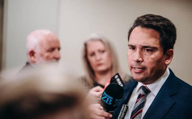 Simon Bridges clarifies statement on dodgy internet connection