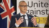 Barry Soper: David Clark has become the pandemic's Covidiot