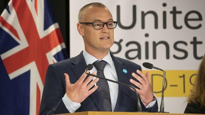 Health Minister David Clark. (Photo / NZ Herald)