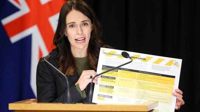 Prime Minister Jacinda Ardern was praised in the piece. (Photo / NZ Herald)