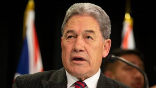 Winston Peters: Health an imperative 'but not at all costs... we'll be broke'