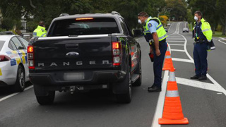 Police checkpoints aren't just for Easter: they will continue during lockdown