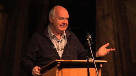 Professor John Lennox: Where is God in a Coronavirus World?