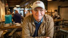 Chef Al Browbn. (Photo / File)