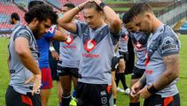 NRL season in doubt: Warriors' plans to fly to Australia quashed