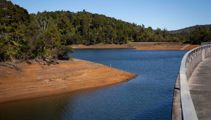 Auckland under 'voluntary' water restrictions as dam levels sink below 50 per cent