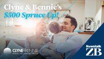 Win $500 Clyne & Bennie Home Spruce Up