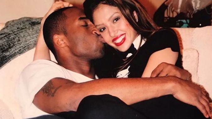 Kobe and Vanessa Bryant. (Photo / Supplied)