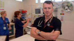 Dr John Bonning, ED doctor at Waikato Hospital and president of the Australasian College for Emergency Medicine. (Photo / File)