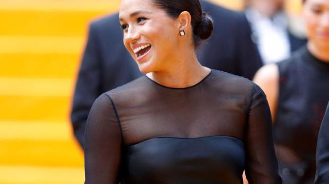Meghan Markle will appear on Good Morning America. (Photo / AP)
