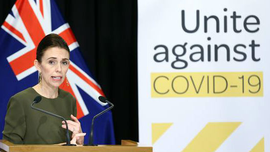 New Zealand to ease lockdown in a week