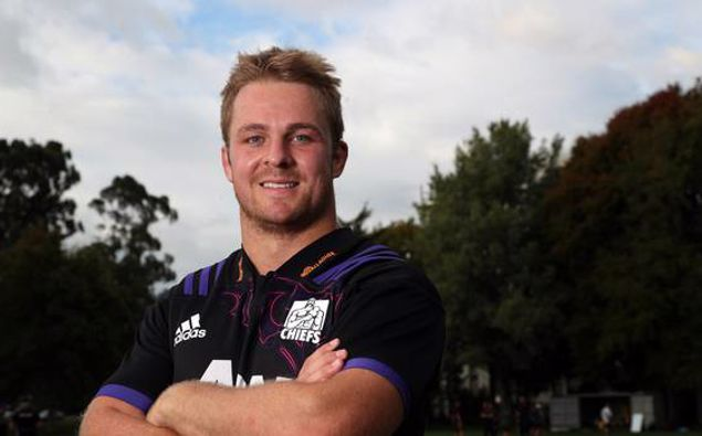 Gallagher Chiefs co-captain Sam Cane Photo/Getty Images