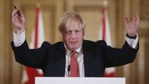 Boris Johnson returns to work as UK government faces growing criticism