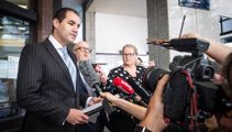 Former National MP Jami-Lee Ross is forming his own political party